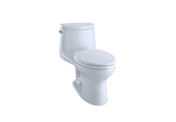Toto Ultramax II One Piece Elongated 1.28 GPF Toilet MS604114CEF Review